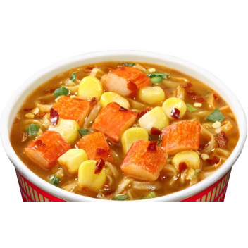 Zupa Chilli Crab Flavour Cup Nissin