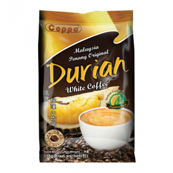 Coppo Durian White Coffe 38 g (1 saszetka)
