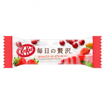 Batonik Kit Kat Nestle – Chocolatory Strawberry 1 szt.