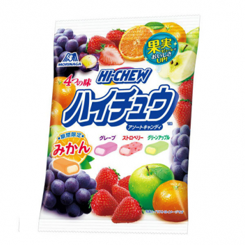 Gumy Hi-Chew Fruity Candy Mix