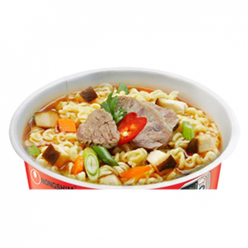 Zupa Hot & Spicy Nong Shim – kubek