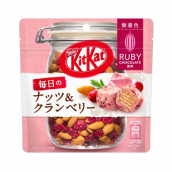Batoniki Kit Kat Mainichi no Nuts & Cranberries
