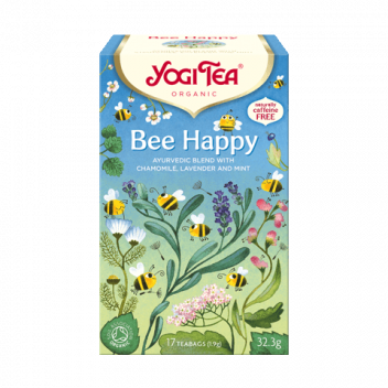 Herbata Yogi Tea Bee Happy