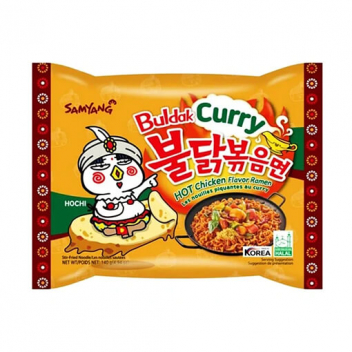 Danie Hot Chicken Flavour Ramen Curry Samyang